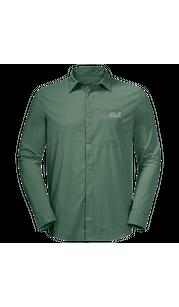 Рубашка мужская JWP LS Jack Wolfskin — фото 1