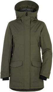 Куртка женская FRIDA тёмно-зелёный Didriksons — фото 1