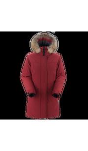 Куртка женская Стояна М Гранат Sivera — фото 1