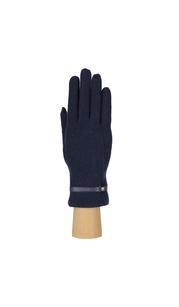 Перчатки женские FABRETTI TH4-12 синий Fabretti — фото 1