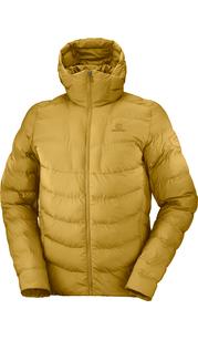 Куртка мужская SIGHT STORM HOODIE M Cumin Salomon — фото 1
