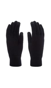 Перчатки Merino TEC Touch Screen черный Norveg — фото 1