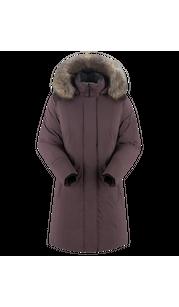 Пальто женское Камея М Махагон Sivera — фото 1
