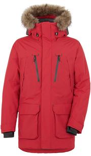 Куртка мужская MARCO красный кардинал Didriksons — фото 1
