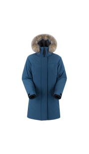 Куртка женская Стояна М Индиго Sivera — фото 1