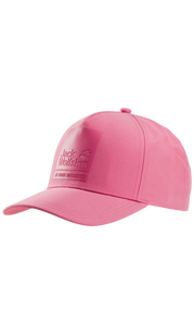 Бейсболка 365 BASEBALL CAP розовый Jack Wolfskin — фото 1
