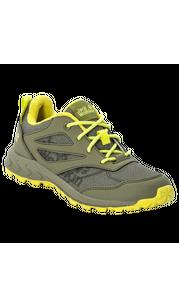 Ботинки WOODLAND LOW K хаки / зеленый (26-33) Jack Wolfskin — фото 1