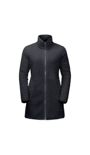 Куртка жен HIGH CLOUD COAT W Phantom Jack Wolfskin — фото 1