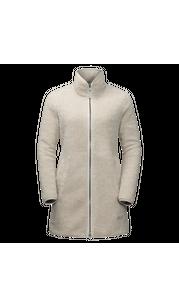 Куртка женская HIGH CLOUD COAT W Dusty Grey Jack Wolfskin — фото 1