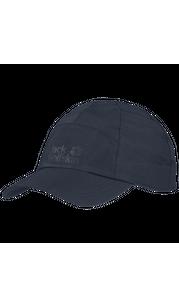 Бейсболка TEXAPORE BASEBALL CAP темно-синий Jack Wolfskin — фото 1