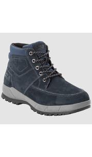 Ботинки мужские JACKSON MID синий Jack Wolfskin — фото 1