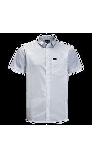 Рубашка мужская NATA RIVER белый Jack Wolfskin — фото 1