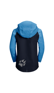 Куртка TUCAN JACKET KIDS синий (164-176) Jack Wolfskin — фото 1