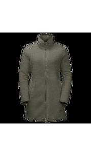 Куртка женская HIGH CLOUD COAT W Grape Leaf Jack Wolfskin — фото 1