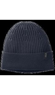 Шапка COSY CAP 1010 Night Blue Jack Wolfskin — фото 1