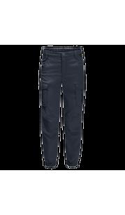 Брюки TREASURE HUNTER PANTS KIDS темно-синий (164-176) Jack Wolfskin — фото 1