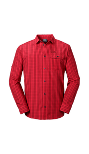 Рубашка мужская TASMAN Jack Wolfskin — фото 1