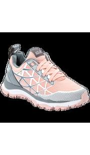Ботинки женские TRAIL BLAZE VENT розовый/серый Jack Wolfskin — фото 1