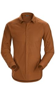 Рубашка мужская ELAHO LS SHIRT MENS Agra Arc'teryx — фото 1