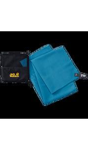 Полотенце GREAT BARRIER TOWEL M Turquoise Jack Wolfskin — фото 1
