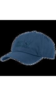 Бейсболка BASEBALL CAP синий Jack Wolfskin — фото 1