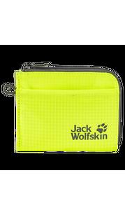 Кошелек KARIBA AIR желтый Jack Wolfskin — фото 1