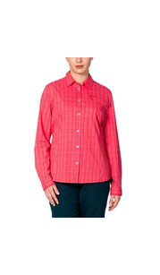 Рубашка женская CENTAURA FLEX Jack Wolfskin — фото 1