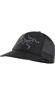 Бейсболка BIRD TRUCKER HAT Black Arc'teryx — фото 1