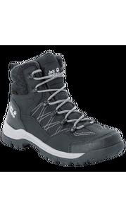 Ботинки мужские ASPEN TEXAPORE MID черный Jack Wolfskin — фото 1