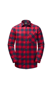 Рубашка мужская RED RIVER Jack Wolfskin — фото 1