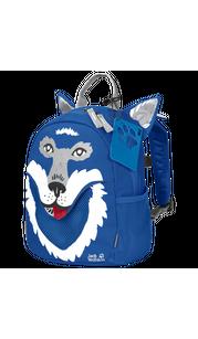 Рюкзак LITTLE JACK синий Jack Wolfskin — фото 1