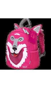 Рюкзак LITTLE JACK розовый Jack Wolfskin — фото 1