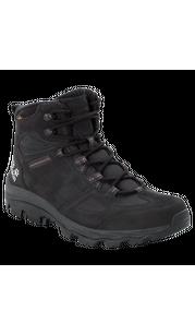 Ботинки мужские VOJO 3 WT TEXAPORE MID серый/черный Jack Wolfskin — фото 1