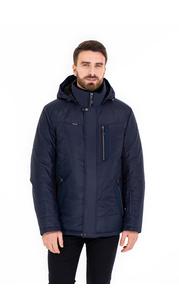 Куртка мужская зима 898 темно-синий AutoJack — фото 1