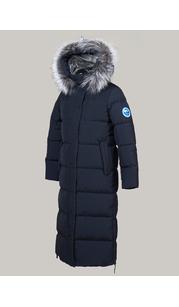 Пальто женское Эстери темно-синий Laplanger — фото 1