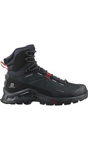 Ботинки  QUEST WINTER TS CSWP Black/Goji  — фото 1
