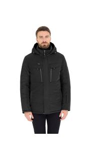Куртка мужская зима 909 черный AutoJack — фото 1