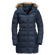 Куртка женская BAFFIN ISLAND COAT Jack Wolfskin — фото 6