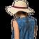 Шляпа JOURNEY HAT W Jack Wolfskin — фото 3