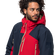 Куртка мужская 365 ONTHE MOVE синий/красный Jack Wolfskin — фото 4