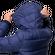 Куртка женская CRYSTAL PALACE JACKET синий Jack Wolfskin — фото 4