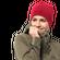 Шапка REAL STUFF красный Jack Wolfskin — фото 3