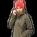 Шапка REAL STUFF оранжевый Jack Wolfskin — фото 2