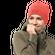 Шапка REAL STUFF оранжевый Jack Wolfskin — фото 3