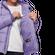 Куртка женская CRYSTAL PALACE JACKET сиреневый Jack Wolfskin — фото 5