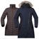 Куртка женская SAGENE 3IN1 LADY COAT Bergans — фото 1