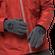 Перчатки PAW GLOVES серый Jack Wolfskin — фото 3
