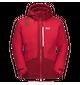 Куртка мужская BIG WHITE JACKET красный Jack Wolfskin — фото 1