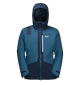 Куртка мужская BIG WHITE JACKET синий Jack Wolfskin — фото 1