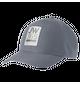 Бейсболка 365 BASEBALL CAP серый Jack Wolfskin — фото 1